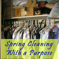 Spring Cleaning Campaign